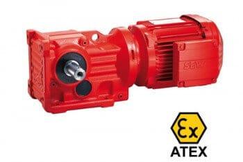 převodový motor SEW Eurodrive ATEX