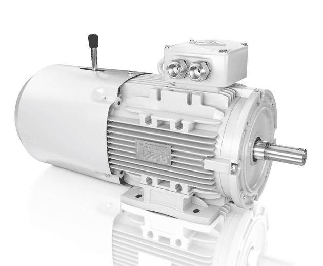 elektromotor s brzdou 1,1kw 1ALBR90L-6